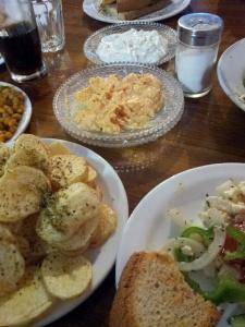 Spot del cibo ingurgitato...