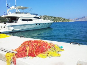 Lo yacht Eviva