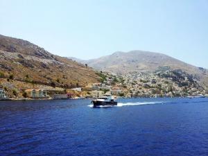 "Barca turca carico di donne ""audaci"""