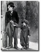 Charlie Chaplin guarda