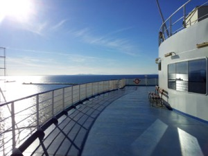 Il ponte dell'Europa Cruise