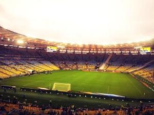 L'Estádio Jornalista Mário Filho, Maracanã