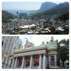 Centro contro Favela