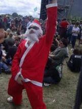 Babbo Natale maleducato