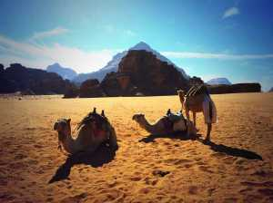 Deserto di Wadi Rum. L'anima di Lawrence d'Arabia