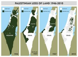 Israele inghiotte tutto