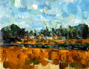 Paul Cézanne (Aix-en-Provence, 19 gennaio 1839 – Aix-en-Provence, 22 ottobre 1906)