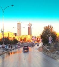 Amman. La capitale.