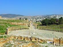 Jerash: antica città romana