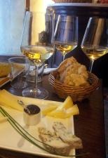 Vermentino e formaggi