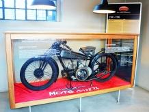 La prima Moto Guzzi costruita