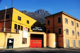 Ingresso Museo Moto Guzzi